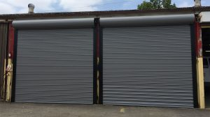 Roll Up Garage Door Installation